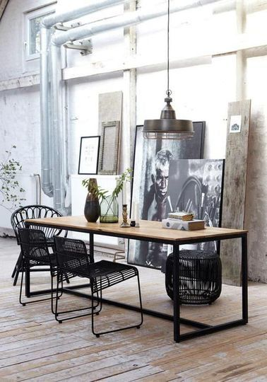 25 best ideas about new york loft on pinterest loft. Black Bedroom Furniture Sets. Home Design Ideas