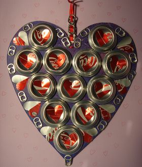 Archives | The Star Online. Soda Can Heart using the bases.