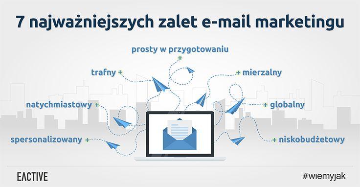Poznaj najważniejsze zalety e-mail marketingu!