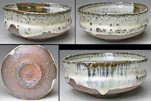 Японская керамика Карацу.