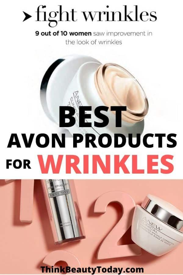 Best Avon Products For Wrinkles Anti Aging Products 2020 Avon Skin Care Skin Care Moisturizer Fight Wrinkles