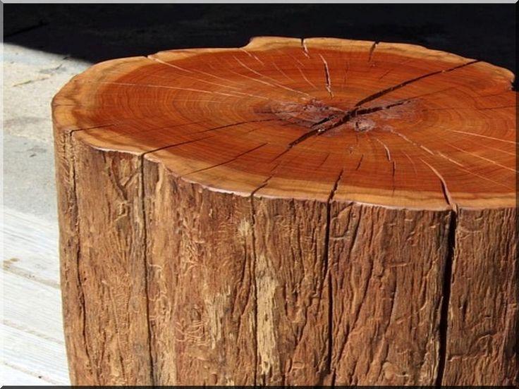Rönk ülőke szilvafából