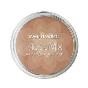 Wet Ν Wild Bronzing Powder (Πούδρα Μπρονζέ) No 61511 Πούδρα για ηλιοκαμένο look, προσθέτει μία μπρονζέ ή χρυσή λάμψη και φωτεινότητα σε κάθε απόχρωση δέρματος. Ειδικές χρωστικές χαρίζουν μέγιστη διάρκεια. Δερματολογικά ελεγμένη. Τιμή €6.99