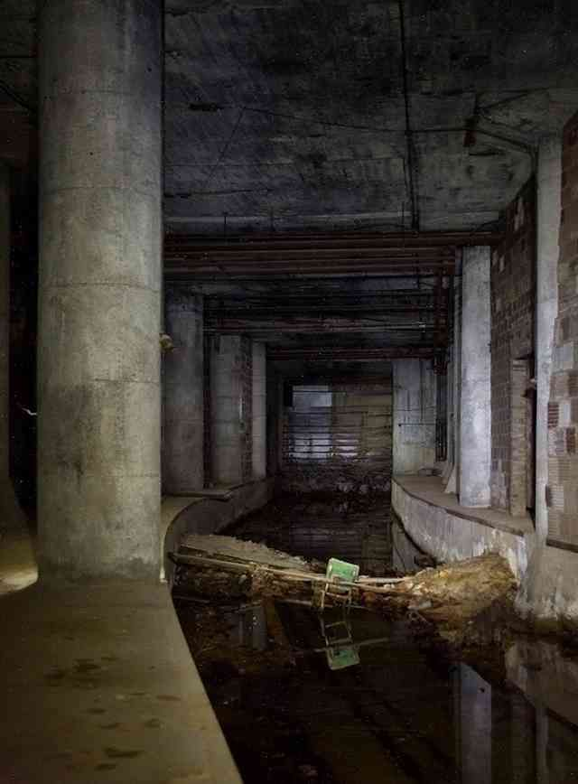 10 Dallas Secrets You Didn T Know Existed Place To Shoot Underground Tunnels Dallas Things To Do