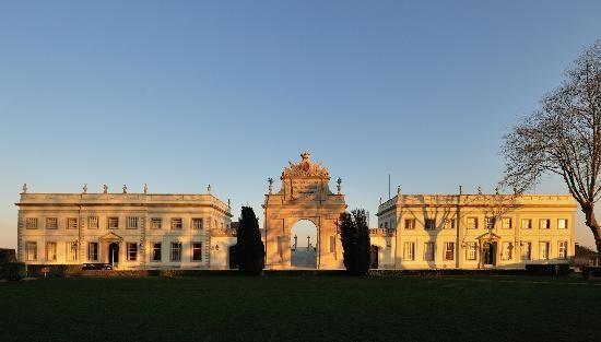 Tivoli Palacio de Seteais - Sintra, Portugal