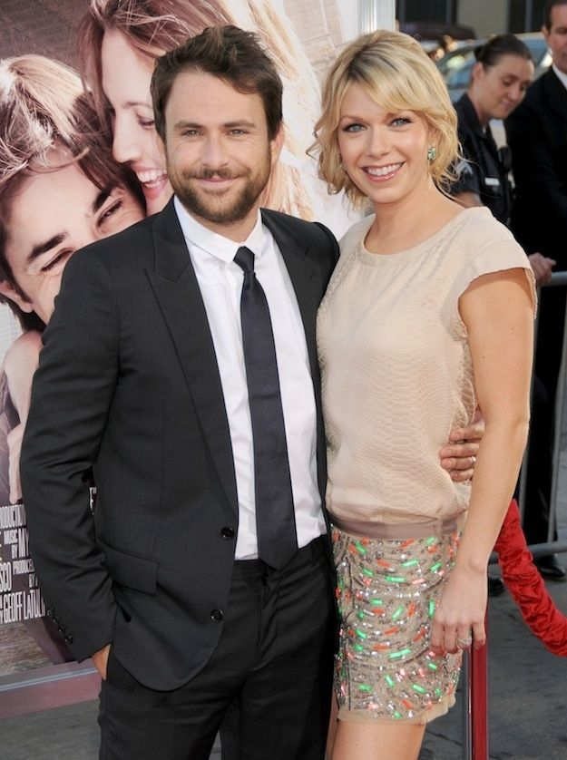 """Charlie and the waitress from """"It's Always Sunny in Philadelphia"""" are married in real life... 