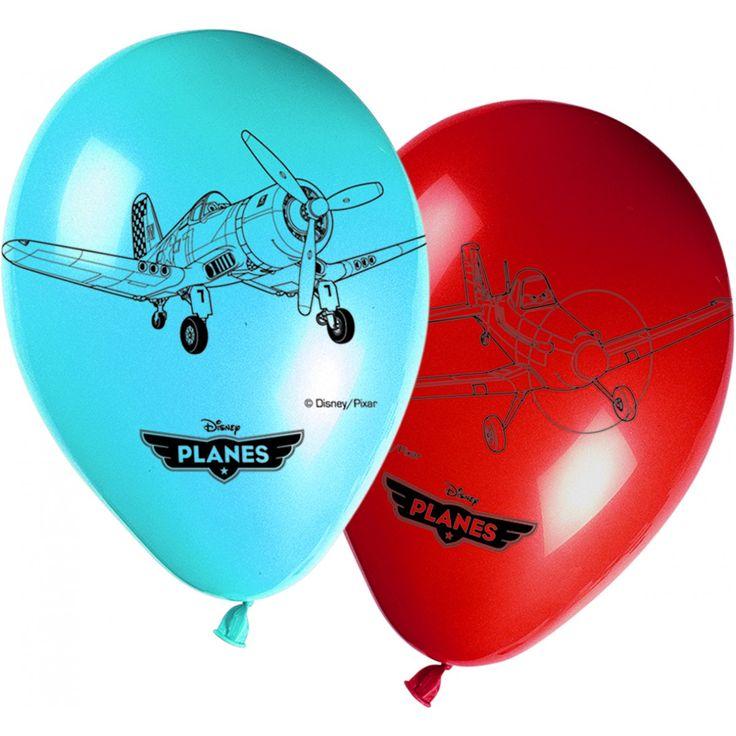 Planes-ballonger