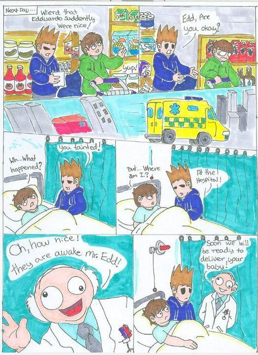Imágenes Eddsworld - comic TomTord | eddsworld | Eddsworld