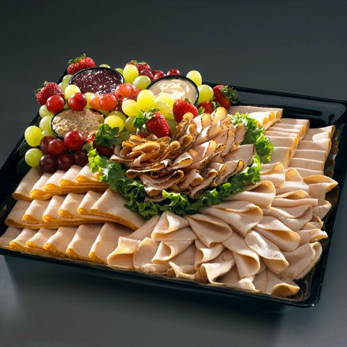 Meat Trays | ... information on any of the Meat & Cheese Trays, click an image below