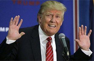 La espeluznante foto familiar de Trump que remece a las redes: ¿Qué pasa con esta imagen? | Virales