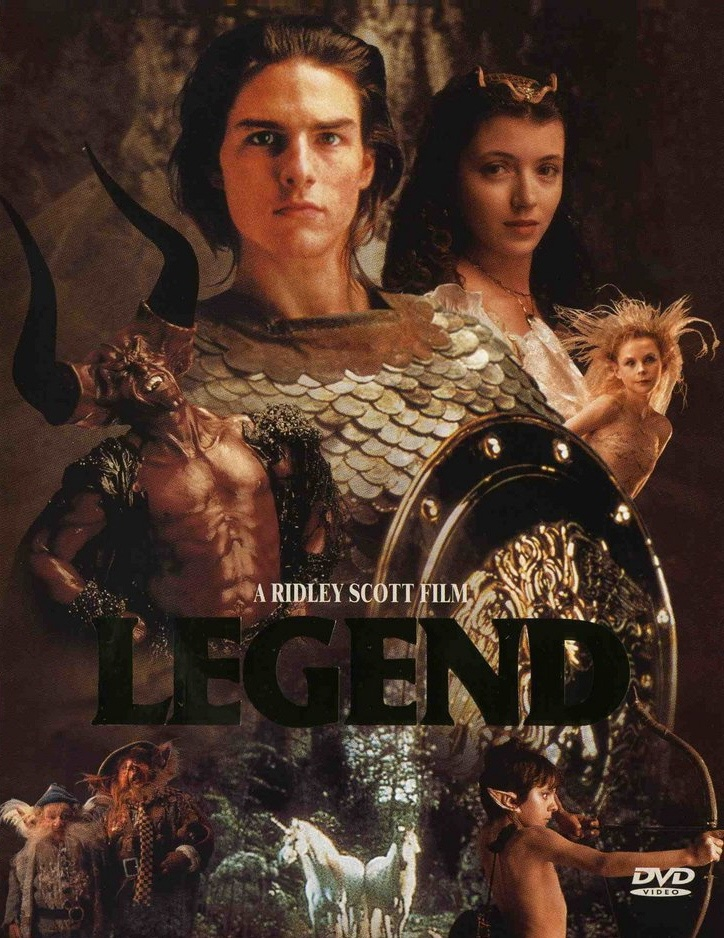 Legend 1985. Yeah, it's Tom Cruise before he became such a jerk! This movie is great!