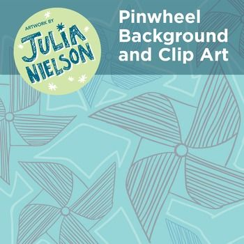 This Pinwheel background is hand illustrated and has been supplied in dark and…