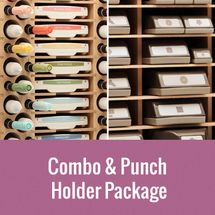 Combo & Punch Holder Package
