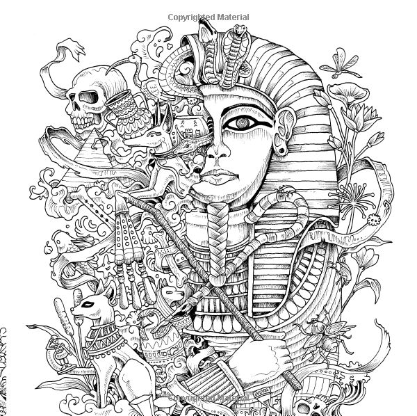 268 best images about art of kerby rosanes on pinterest for Imagimorphia coloring pages