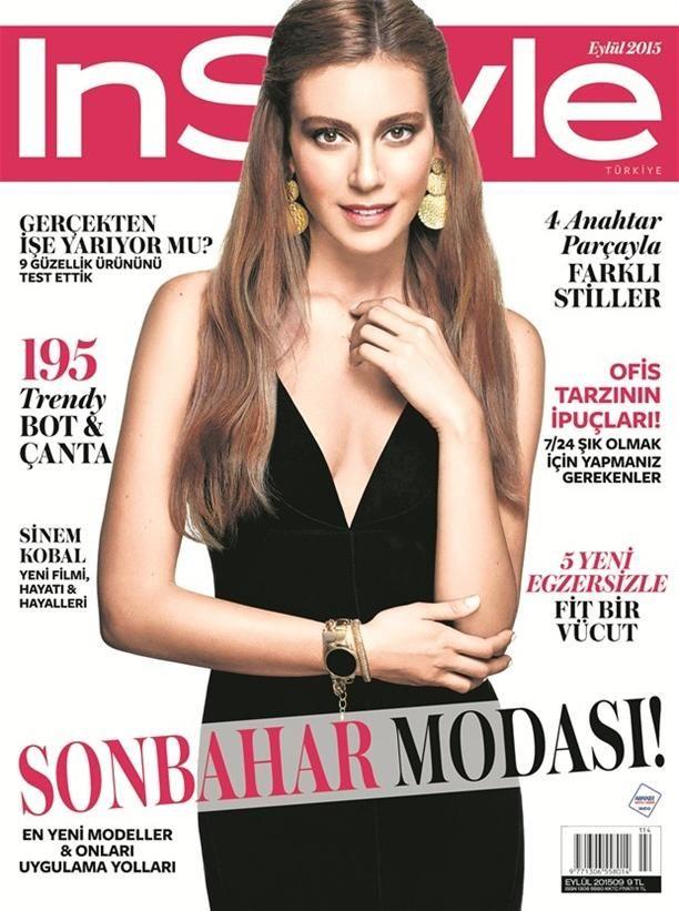 Sinem Kobal: ''Kusurlu kızları seviyorum!'' - MagazinBizden.com