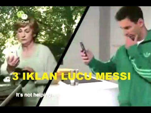 3 Video Lucu, Video Lucu, Iklan Lucu, Leonel messi merupakan seorang pemain sepakbola profesional yang kita kenal sekarang ini. leonel messi juga membintangi