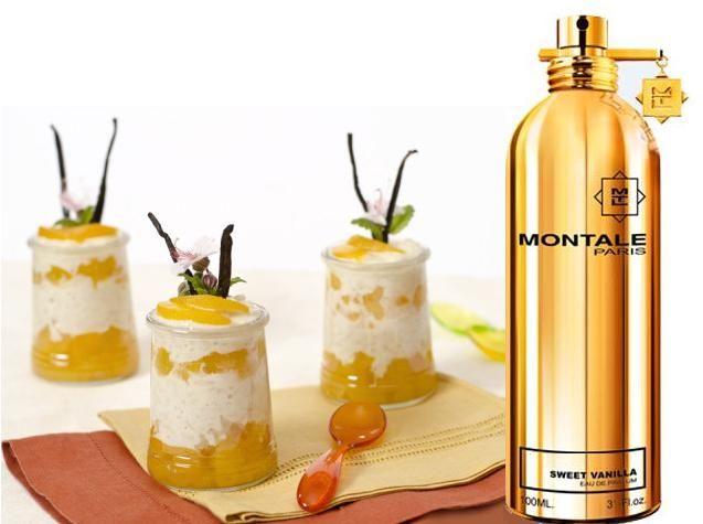 #SweetVanilla #MontaleParis #MontaleProfumi #profumidinicchia #profumeriaartistica