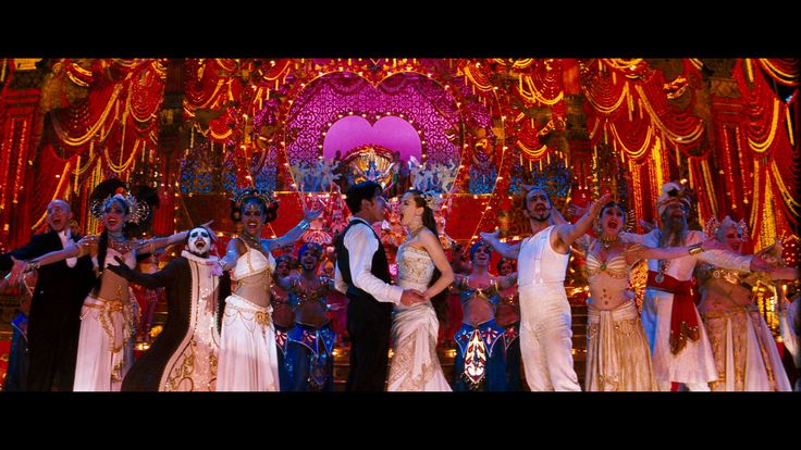 Here are a few of my lessons from the incredible Moulin Rouge…
