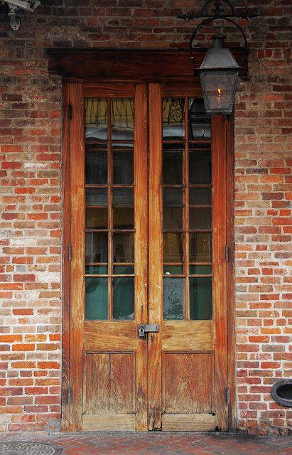 Door On Bourbon Street For The Home Pinterest Doors House And Doorway