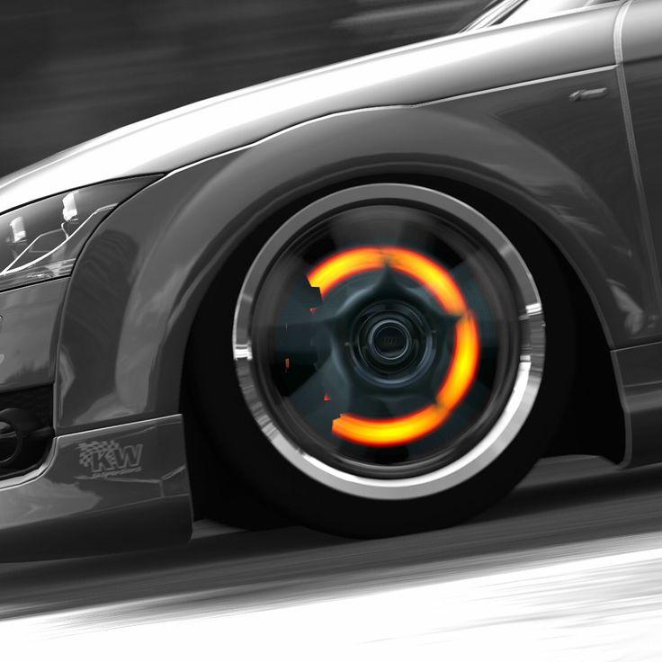 Got Brake Glow? Check out www.CoolShims.com for your brake cooling solution!  #safety #cars #mod #brakes #brakeglow #Subaru #SmokingHot #scion #Toyota #racing #brz #wrx #frs #drift #gt86