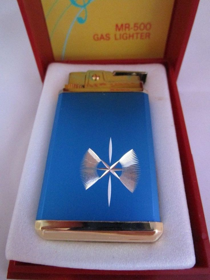 IMPERIAL Royal Musical MR-500 Gas Lighter Plays Smoke Gets in Your Eyes Vintage  #Imperial