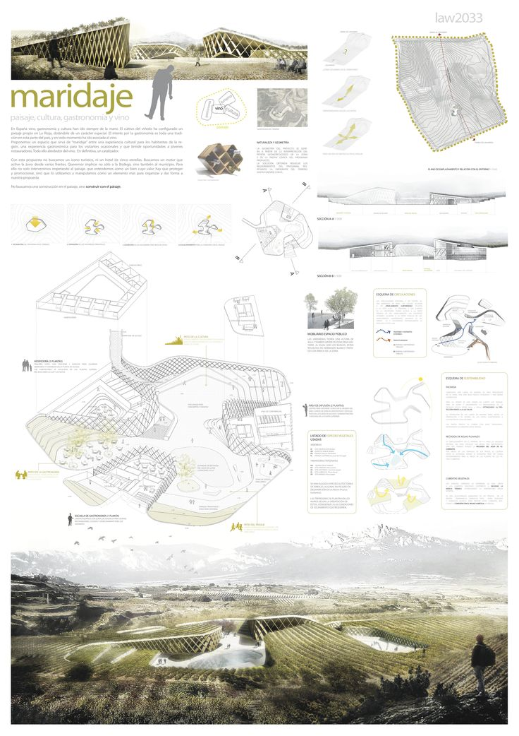 Positive Magazine  Architecture  La Rioja,Toscana, Napa Valley, Competition For The New Winery