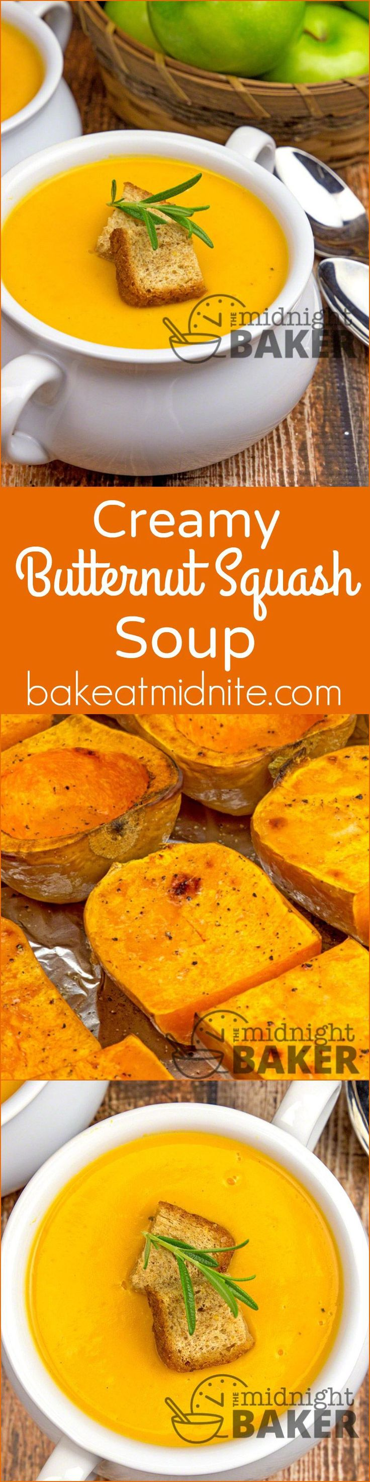 utternut Squash Soup