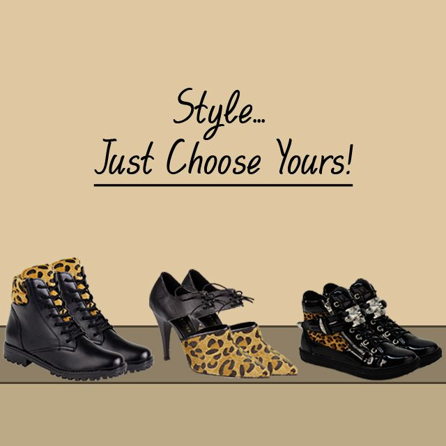 Just Choose Yours....by Inshoes.gr http://goo.gl/71j4N2