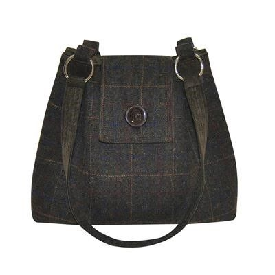 Iona tweed handbag - Mother's Day gifts from Fur Feather and Fin