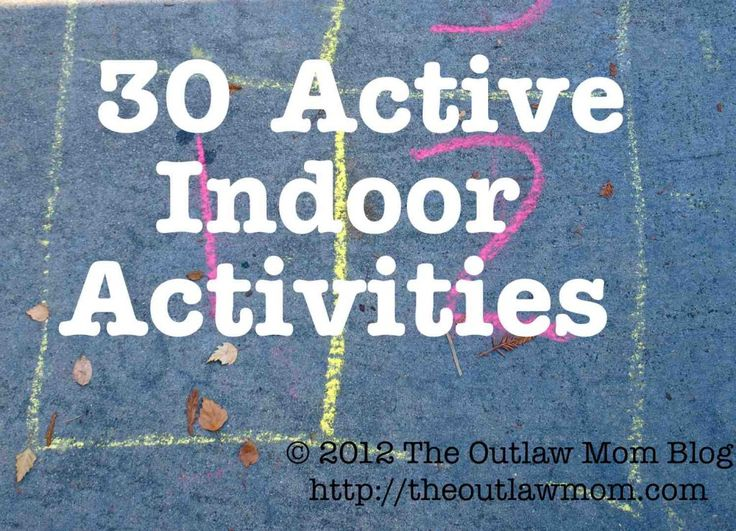 30 Active Indoor Activities for Kids: Ideas, 30 Activities, Indoor Activities, Fun Inside Activities For Kids, Indoor Fun, Fun Rainy, Plays, Activities Indoor, Massage Therapy