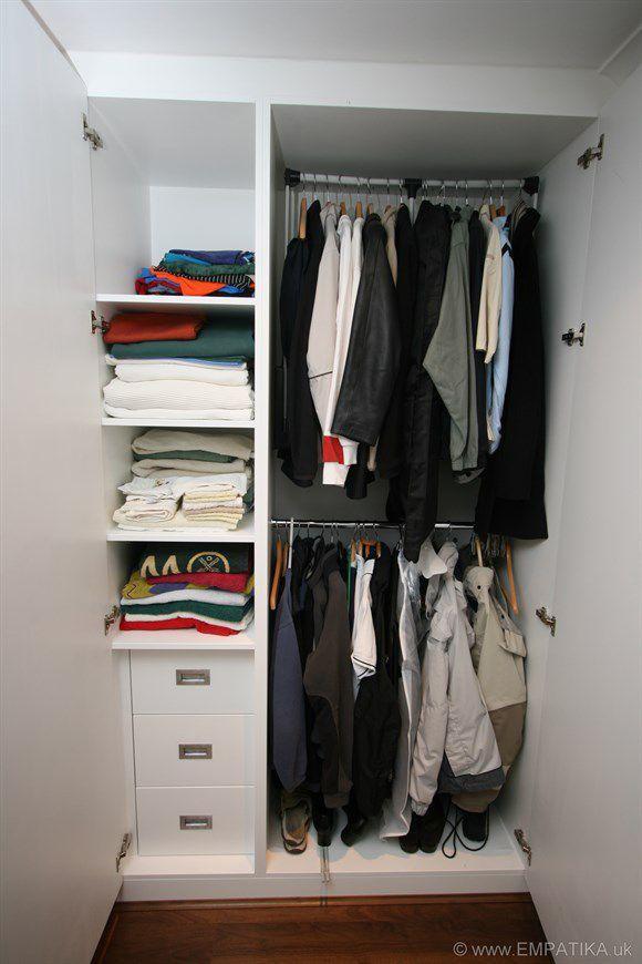 best 25 bespoke wardrobes ideas on pinterest. Black Bedroom Furniture Sets. Home Design Ideas
