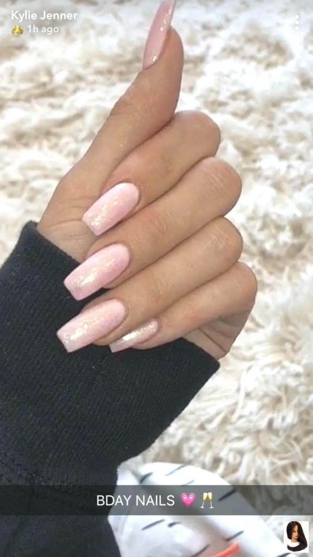 Kylie Jenner Nails Notitle Kylie Nails Kardashian Nails Long Nails