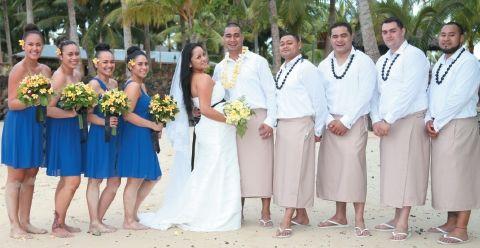 Samoan wedding #booksthatmatter