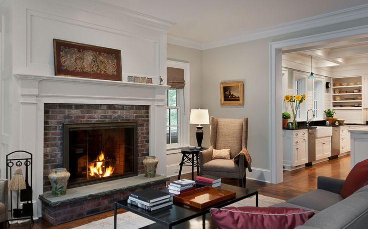 Shocking Fireplace Hearth decorating ideas for  Living Room Traditional design ideas with Shocking  accessory room addition