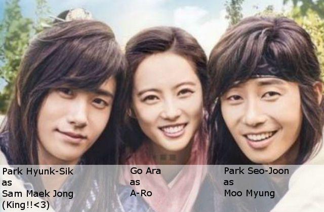 "Rosalie & Violetta: ""Hwarang - The Beginning"" K-Drama Review  #hwarang #thebeginning #kdrama #v #taehyung #bts #shinee #minho #drama #korea #recommendation #review #blogpost #bloggeria"