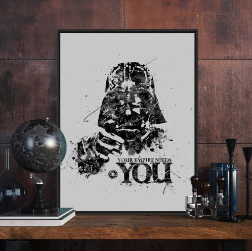 Darth Vader - The Empire Needs You (Star Wars)