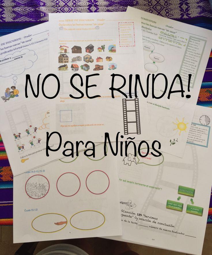 No Se Rinda! 2017 La Asamblea Regional Cuaderno by ParadiseNotebooks on Etsy