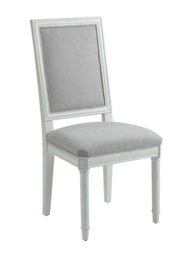 Lowest price on Coaster Hampshire Light Gray Side Chair - Set of 2 180242. Shop today!