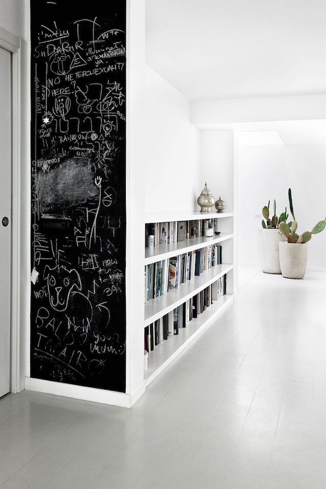 Visit | A white abode in Milan - French By Design