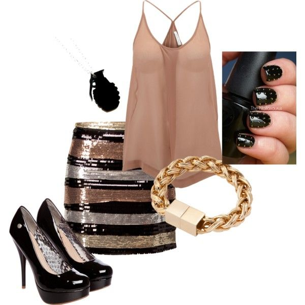 """2nd Vegas Outfit"" by michelle-oakes on Polyvore"