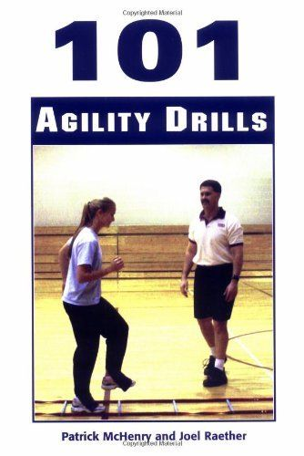 101 Agility Drills (101 Drills) by Patrick McHenry. $19.95. Publication: October 10, 2004. Publisher: Coaches Choice (October 10, 2004). Author: Patrick McHenry. Series - 101 Drills