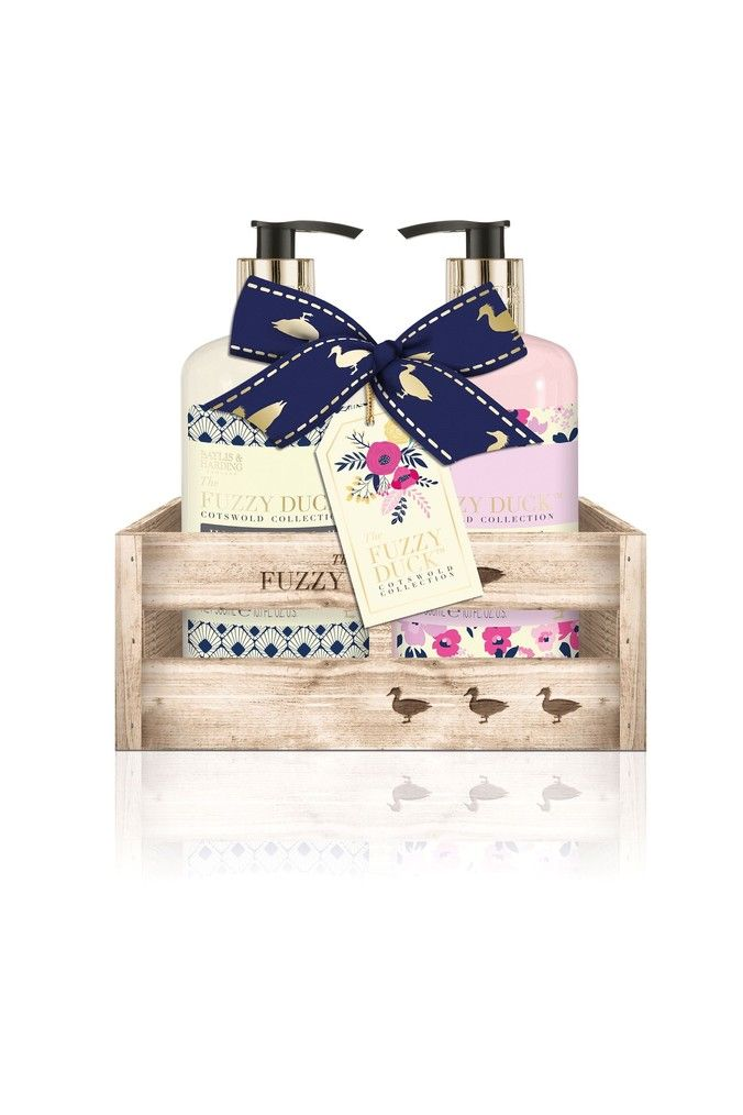 Baylis Harding Fuzzy Duck Cotswolds Floral Collection Hand Wash