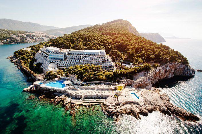 Hotel Dubrovnik Palace – 5-Sterne-Luxus in Kroatien