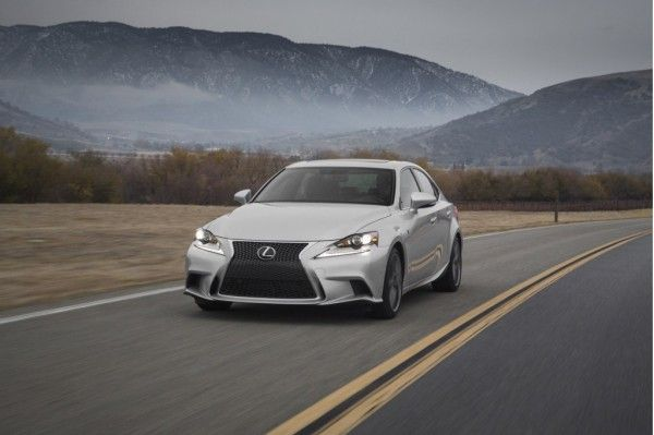 2014 Lexus IS Amazing Sedan cars 600x399 2014 Lexus IS Review Details