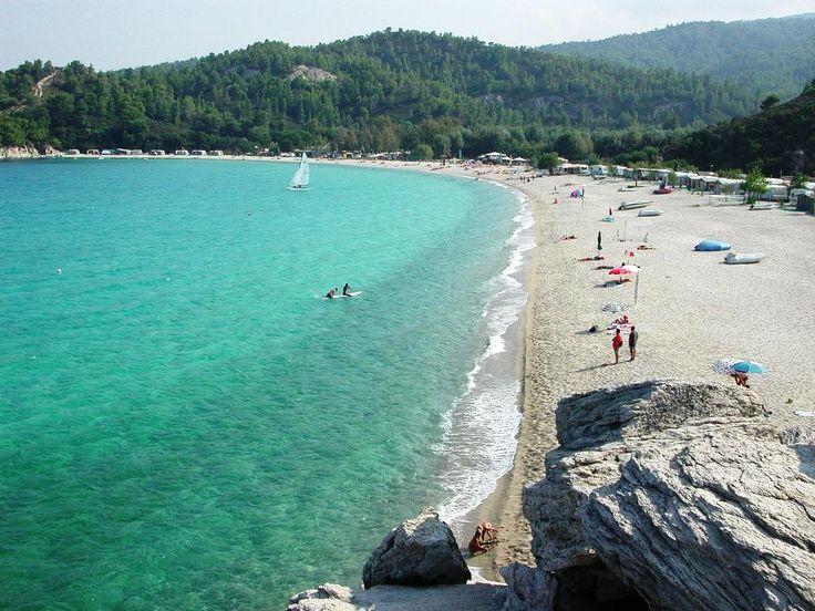 Greece Is Ikaria...Armenisti Beach.