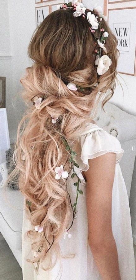Romantic wedding hair ideas you will love (5)