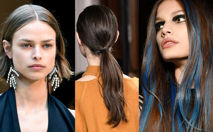 Heta hårtrender hösten 2017: allt om frisyrer & färger