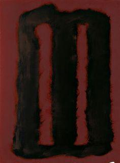 Mark Rothko Untitled (Study for Seagram Mural) 1958–9