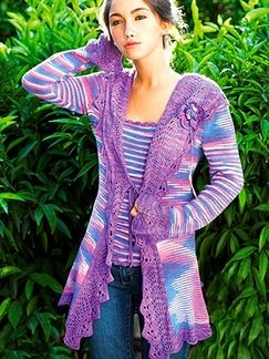 Ruca: Yarn by Araucania | Knitting Fever: Knits Crochet, Crochet Projects, Araucania 1003, Tops Patterns, Knits Patterns, 1003 Ruca, Prism Coats, Crochet Patterns, Ruca Multi