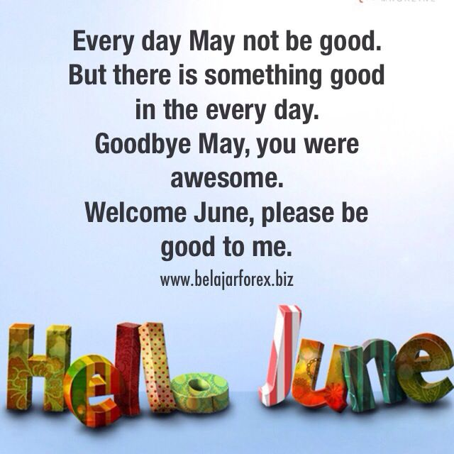 1000+ ideas about Welcome June on Pinterest  Hello june, Happy june and Hell...